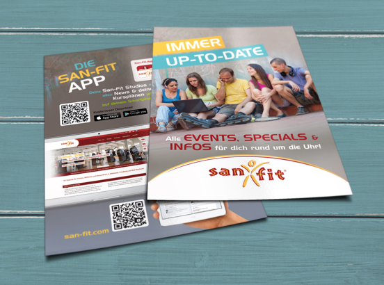 San-Fit Up-To-Date Flyer